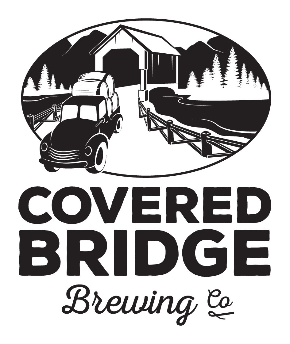 Logo for Covered Bridge Brewing