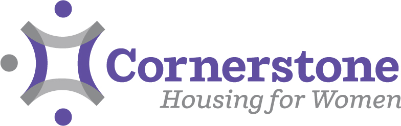 Logo of Cornerstone Housing for Women